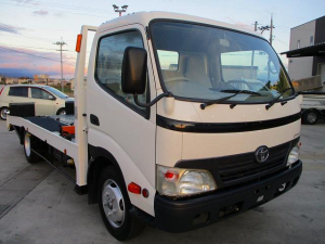 トヨタ ダイナトラック  キャリアカー ラジコン付 自動アユミ 積載2t
