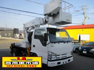いすゞ エルフトラック  高所作業車 ワンオーナー 12m
