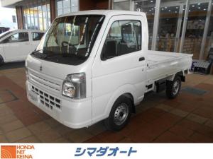 スズキ キャリイトラック KCエアコン・パワステ セーフティS 4WD 5MT