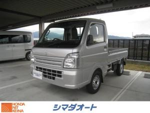 スズキ キャリイトラック KCエアコン・パワステ セーフティS 4WD