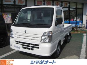 スズキ キャリイトラック KCエアコン・パワステ セーフティサポート装着車 4WD