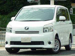トヨタ ヴォクシー トランス-X Bモニタ付ナビTV ETC 両側電動スライドドア 5人乗 車中泊フラットフロア タイミングチェーン
