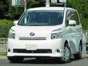 トヨタ ヴォクシー トランス-X 5人乗 バックモニター付ナビTV キセノン タイミングチェーン