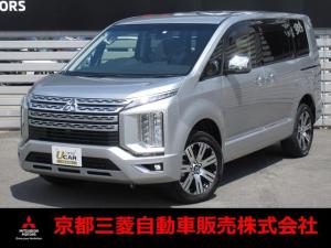 三菱 デリカD:5 P ナビ TV 後席モニター レザーシート 三菱認定中古車