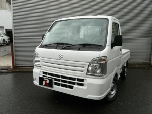 スズキ キャリイトラック KCエアコン・パワステ WAB ABS 2WD 5MT 4型