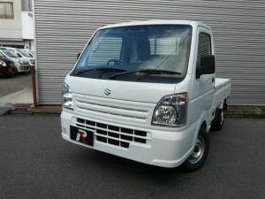 スズキ キャリイトラック KCエアコン・パワステ セーフティサポート2WD AT 4型
