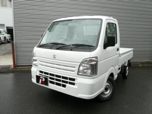 スズキ キャリイトラック KCエアコン・パワステ WAB ABS 2WD AT 4型