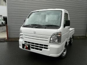 スズキ キャリイトラック KCエアコン・パワステ WAB ABS 4WD 5MT 4型
