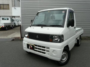 三菱 ミニキャブトラック VX-SE エアコン パワステ CDデッキ 作業灯 ゲートチェーン 4WD 5MT