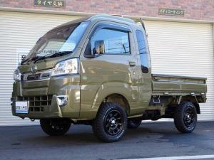 ダイハツ ハイゼットトラック ジャンボ 4WD 5MT ドラレコ
