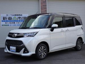 トヨタ タンク カスタムG パノラマカメラ 両側電動ドア ドラレコ