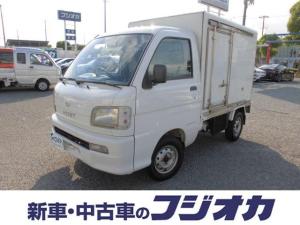 ダイハツ ハイゼットトラック ベースグレード 冷蔵冷凍機 エアコン パワステ