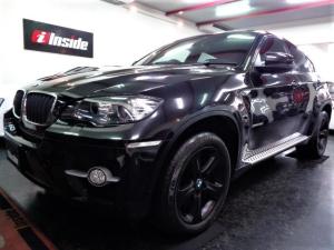 BMW X6 xDrive35i黒革IドライブナビBカメラ電動Rゲート