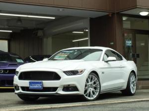 フォード マスタング GTプレミアム FORGIATO 新車並行 ワンオーナー