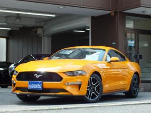 フォード マスタング エコブーストプレミアム ファストバック アダプティブクルーズ