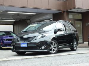 米国トヨタ シエナ SEプリファードパッケージ 新車並行 ワンオーナー
