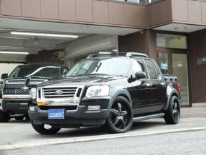 フォード エクスプローラースポーツトラック XLT ローダウン