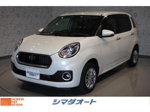 トヨタ パッソ モーダ S 純正SDナビ 衝突軽減ブレーキ ワンセグTV