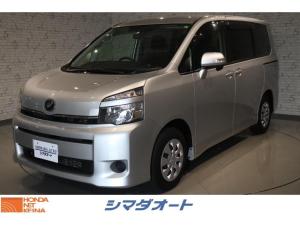 トヨタ ヴォクシー X Lエディション 7人乗り 純正SDナビ ワンセグTV