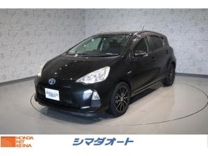 トヨタ アクア S 純正SDナビ ワンセグTV スマートキー 電格ミラー