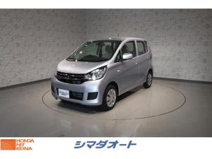 三菱 eKワゴン E シートヒーター CD 盗難防止システム 電動格納ミラー キーレスエントリー