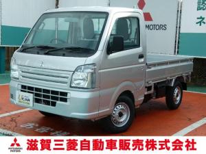 三菱 ミニキャブトラック M 4WD 3方開 届け出済未使用車