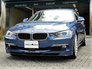 BMWアルピナ B3 ビターボ リムジン 右ハンドル ワンオーナー