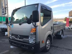 日産 アトラストラック  2000ccガソリン フロアAT 1.5トン積全低床リアWタイヤ 荷台床鉄板貼り加工済(荷台内寸3100mm1600mm)車両総重量3365kg(新普通免許可)