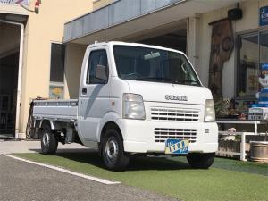 スズキ キャリイトラック KCエアコン・パワステ 5MT 3ヶ月保証