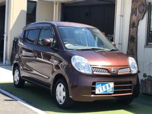 日産 モコ S ワンオーナー キーレス 3ヶ月保証