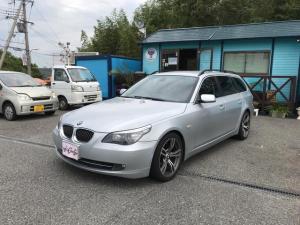 BMW 5シリーズ 525iツーリング AW18インチ フルセグTVナビ DVD