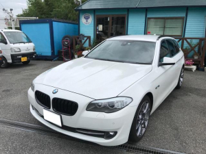 BMW 5シリーズ 523d ナビ クルコン CVT AW スマートキー