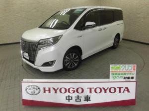トヨタ エスクァイア ハイブリッドXi メモリーナビ ワンセグ CD スマートキ-
