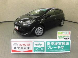 トヨタ アクア G メモリーナビ ワンセグ スマートキ- ドライブレコーダー
