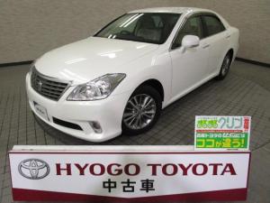 トヨタ クラウン ロイヤルサルーン スペシャル HDDナビ フルセグ ETC