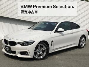 BMW 4シリーズ 420iクーペMスポーツLCIモデルLED1オナマルチメータ
