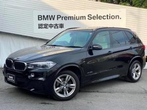 BMW X5 xDrive35dMスポーツLEDライト1オーナーサンルーフ