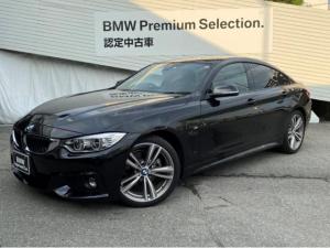 BMW 4シリーズ 420iグランクーペMスポーツ純正18インチAWLEDライト
