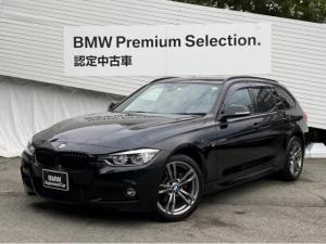 BMW 3シリーズ 320i xDriveツリングMスポツスタイルエッジ 200台限定車 4WD センサテックレザーシート アルミペダル ブラックキドニー 社外地デジ アクティブクルーズコントロール インテリジェントセーフティー 純正専用18インチAW