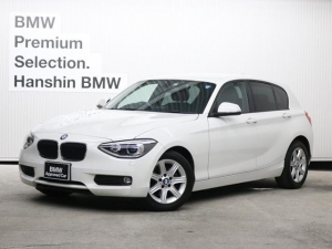 iBMW BMW 116i認定保証タッチパッド付ナビスマホコネクト純正16AW