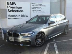 BMW 5シリーズ 523iツーリング Mスポーツ認定保証イノベーションPLED