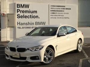 BMW 4シリーズ 420iグランクーペ MスポーツACCシートヒーター地デジ