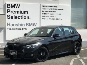 BMW 1シリーズ 118iMスポーツエディションシャドーACC茶革BカメPDC