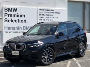 BMW X5 xDrive 35d Mスポーツ1オーナープラスP茶革SR