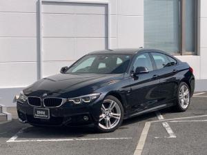 BMW 4シリーズ 420iグランクーペMスポーツ1オナ地デジACCインテリSF