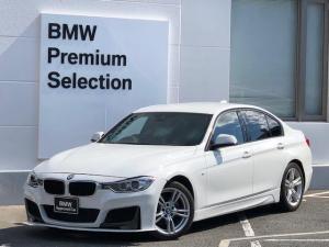 BMW 3シリーズ 320i Mスポーツ 純HDDナビ・バックカメラ・PDCセンサー・ブレーキ軽減システム・レーンディパチャーウォーニング・ミラー内蔵ETC・キセノンライト・アクティブクルーズコントロール・純正18インチアルミ・SOS・F30