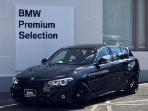 BMW 1シリーズ 118i Mスポーツ エディションシャドー ・認定保証・限定車・アップグレードP・HiFiスピーカー・電動シート・ダコタ黒レザーシート・シートヒーター・パーキングサポート・LEDライト・アクティブクルーズコントロール・黒キドニーグリル・F20