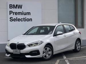BMW 1シリーズ 118d プレイ エディションジョイ+ ・認定保証・ナビパッケージ・ワンオーナー・後退アシスト・ドライビングアシスト・LEDライト・バックカメラ・運転席電動シート・ワイヤレス充電・PDCセンサー・衝突軽減ブレーキ・ミラーETC・F40