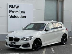 BMW 1シリーズ 118i Mスポーツ エディションシャドー ・純正HDDナビ・バックカメラ・前後PDCセンサー・ブレーキ軽減システム・レーンディパチャーウォーニング・SOSコール・LEDヘッドライト・デイタイムランニングライト・コンフォートアクセス・1オーナー