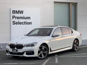 BMW 7シリーズ 740eアイパフォーマンス Mスポーツ 地上デジタルTV・純正HDDナビ・ベンチレーションシート・マッサージシート・ミラー内臓ETC・レーザーヘッドライト・シートヒーター・電動ガラスサンルーフ・ACC・パドルシフト・G11
